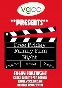 film night vgcc